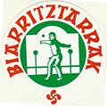 Pala Txapelketa - Plaza Berri-ko ezker paretan